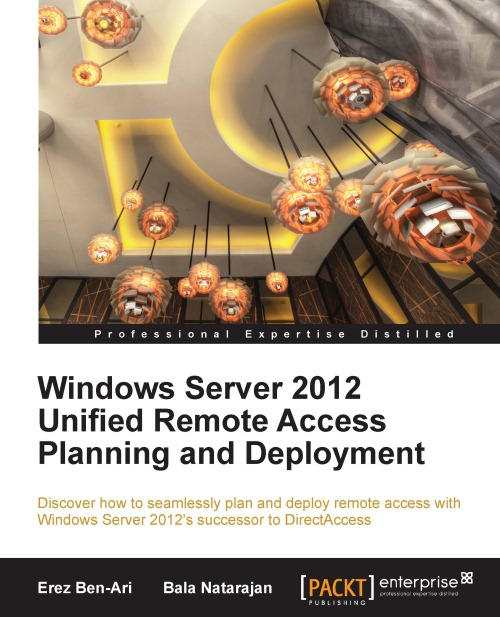 Windows 2012 DA Book