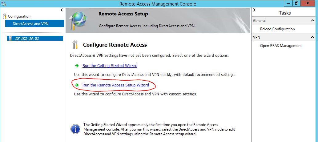 WinRM client errors in Remote Access console | The